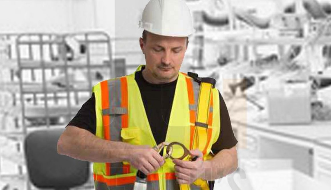 HARNESS & LANYARD INSPECTIONS
